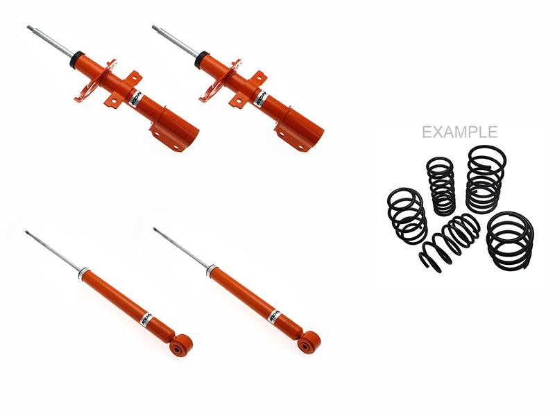 KONI STR.T Kit lengéscsillapító szett (1120-1401)
