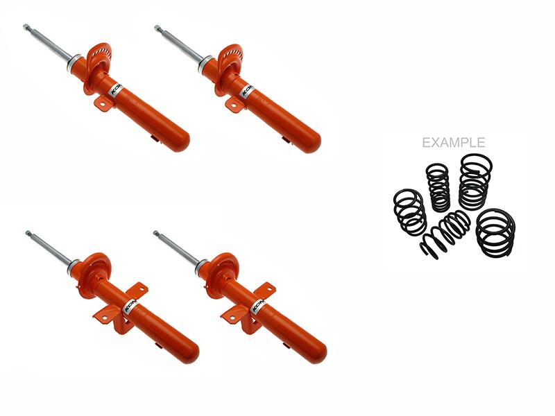 KONI STR.T Kit lengéscsillapító szett (1120-3651)