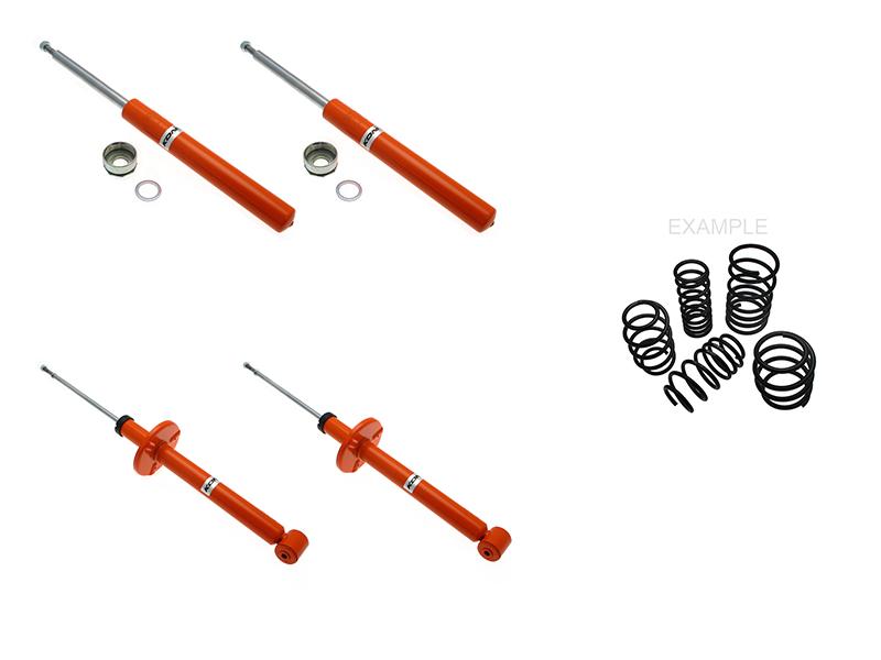 KONI STR.T Kit lengéscsillapító szett (1120-7221)