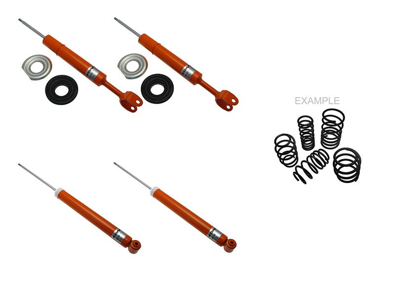 KONI STR.T Kit lengéscsillapító szett (1120-7962)